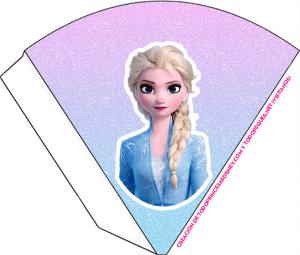 Cumpleanos de Frozen 2 Imprimibles