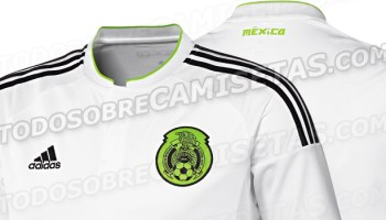 5de12752337 Rumored Mexico Away Jersey for Copa America is leaked