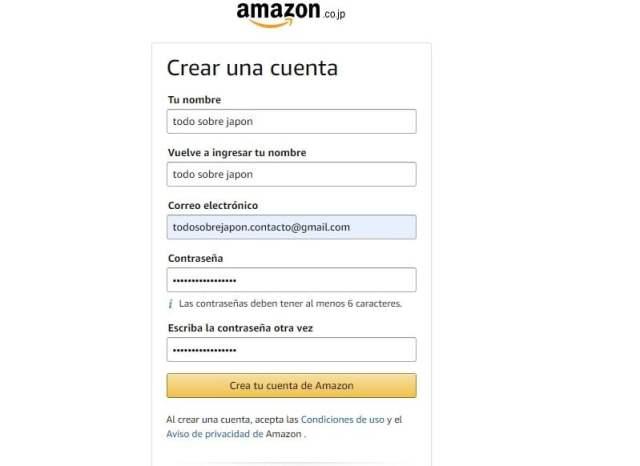 CÓMO COMPRAR EN AMAZON JAPÓN DESDE CUALQUIER PAIS EN 6 PASOS