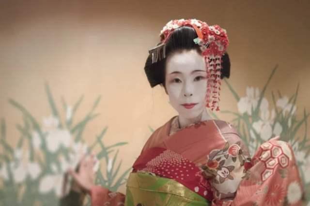 hiki iwai geisha
