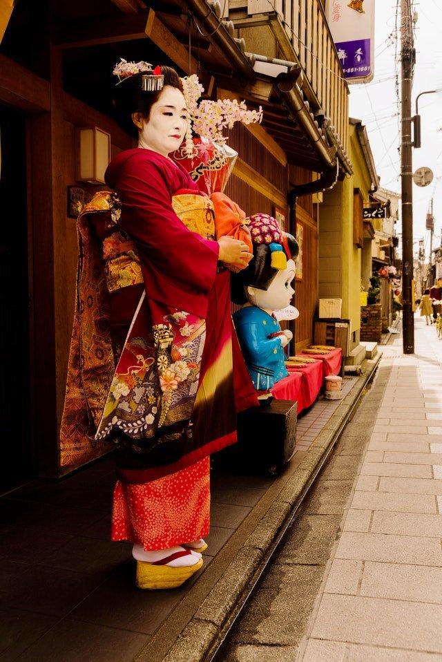 geisha okiya kyoto