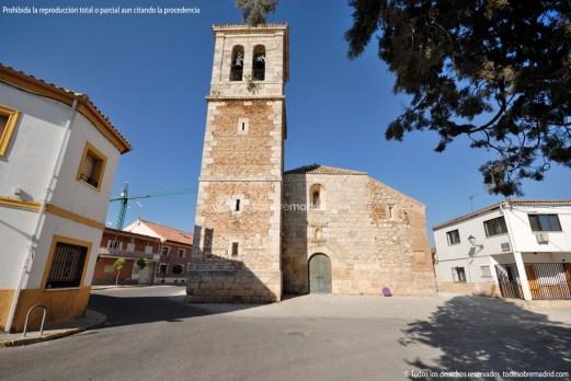 Foto Iglesia de San Pedro de Camarma de Esteruelas 21