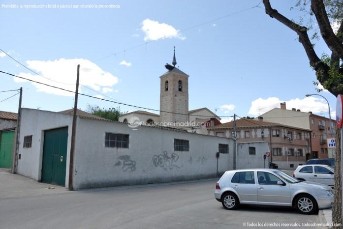 Foto Iglesia de Santo Domingo de Humanes de Madrid 23