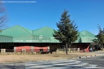 Foto Pabellón Polideportivo Municipal de Navacerrada 2