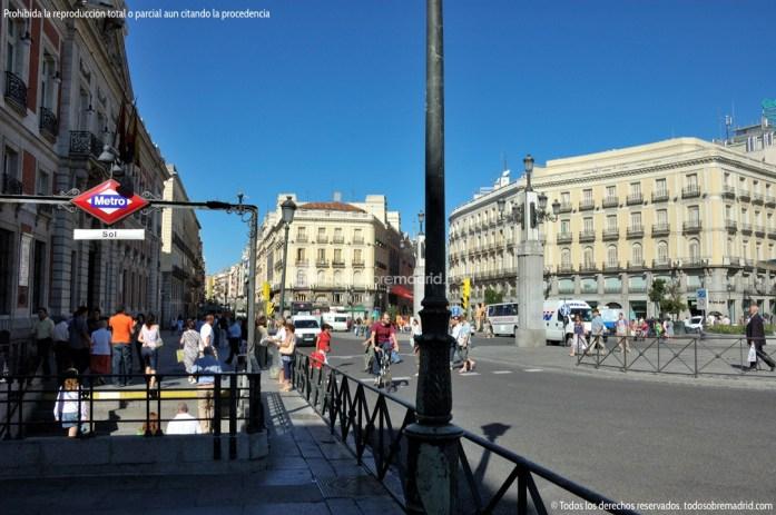 Foto Puerta del Sol de Madrid 12