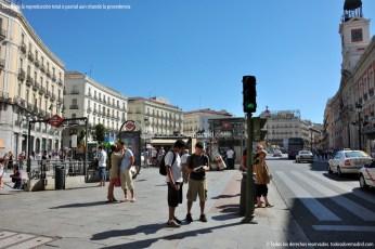 Foto Puerta del Sol de Madrid 37