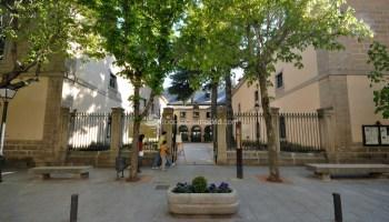 Resultado de imagen de casa de cultura san lorenzo del escorial