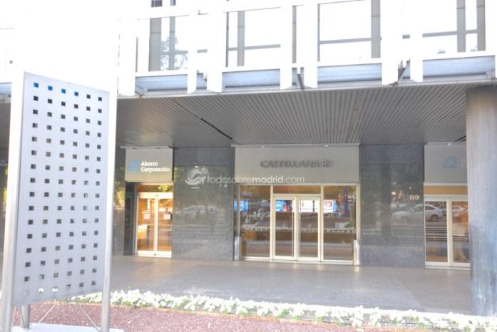 Foto Edificio Castellana