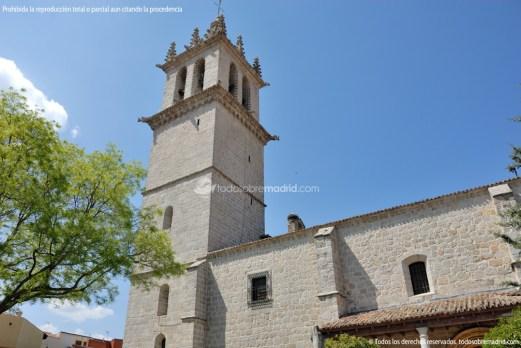 Foto Iglesia de la Asunción de Nuestra Señora de Colmenar Viejo 32