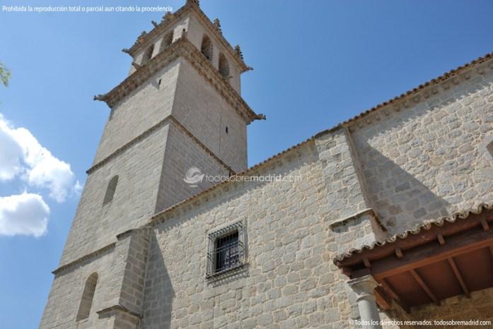 Foto Iglesia de la Asunción de Nuestra Señora de Colmenar Viejo 34