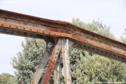 Foto Puente de Hierro de Villamantilla 11
