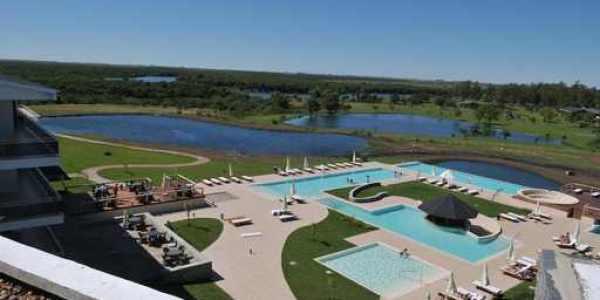 Vista Piscinas Altos del Arapey Resort & Spa Golf