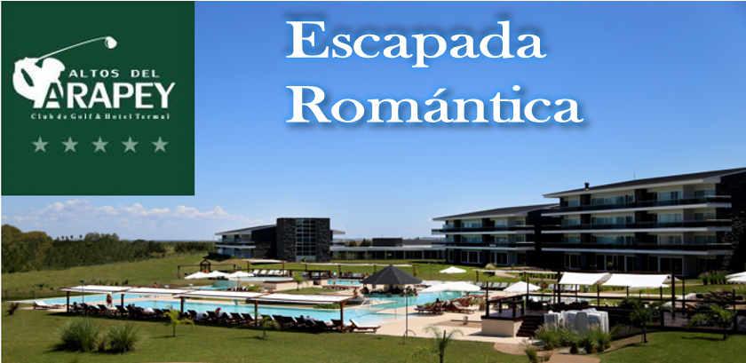 Promo Escapada Romántica Altos del Arapey
