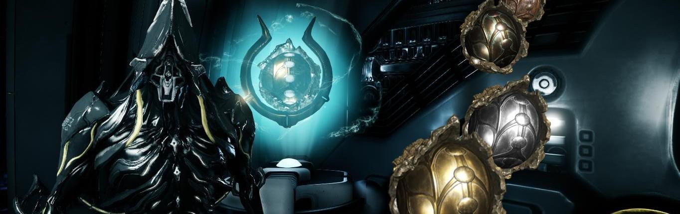 Basic Guide: Void Relics - todowarframe