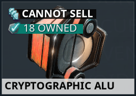 Cryptographic Alu