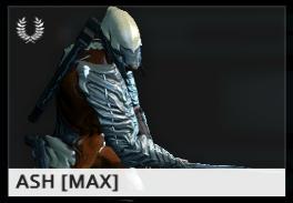 Warframe Ash ES