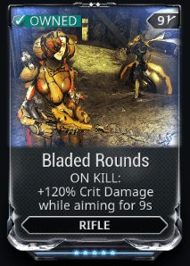 Bladed Rounds