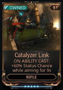 Catalyzer Link