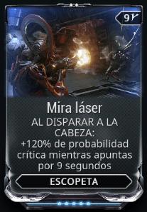Mira Láser