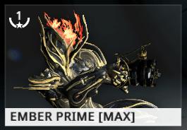 Warframe Ember Prime EN