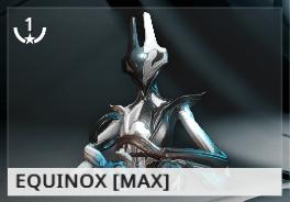 Warframe Equinox EN