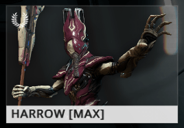 Warframe Harrow ES