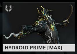 Warframe Hydroid Prime ES