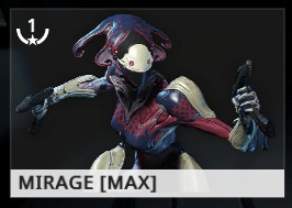 Warframe Mirage ES