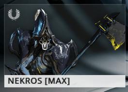 Warframe Nekros ES