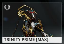 Warframe Trinity Prime ES