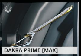 Dakra Prime EN