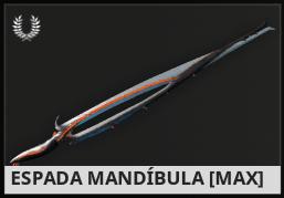 Espada Mandíbula