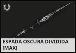 Espada Oscura Dividida