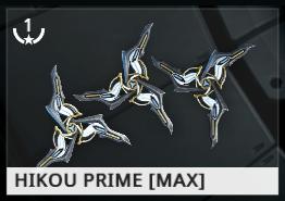 Hikou Prime ES