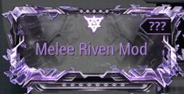 Melee Riven