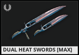 Dual Heat Swords
