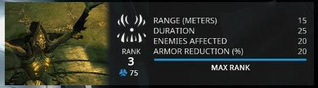 Nekros Prime Terrify