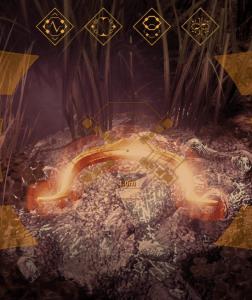 El Sacrificio Escaneo Garfio de Antebrazo