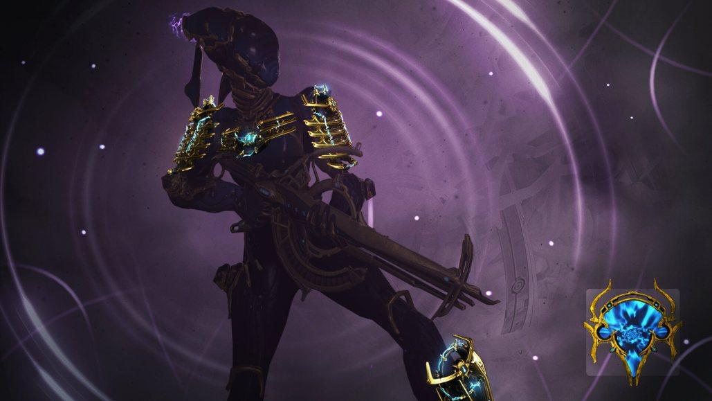Edo Prime Armor Set