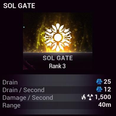 Wisp Sol Gate