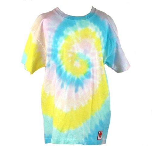 pastel rainbow swirl