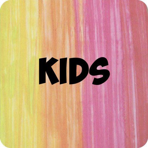 Custom Dyed Kidswear
