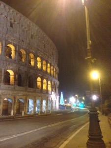 早朝ラン@ローマ!世界遺産の街をほぼ独り占め ローマの早朝の景色。ローマで早朝ランニング!