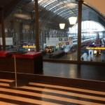 ICE ファーストクラス(First Class)搭乗記 フランクフルトからパリへ ドイツが誇る高速列車ICEの旅