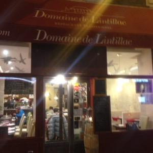 パリに来たらここは必須!パリの美味しくて安い絶対おすすめの鴨料理専門店一軒目Domaine de Lintillacで鴨三昧