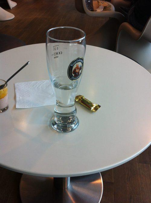 ルフトハンザ航空 ビジネスクラス搭乗記 フランクフルト発関空