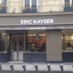 世界のパン屋巡り パリ Eric Kayser エリックカイザー 世界的に展開する有名ブーランジェリー