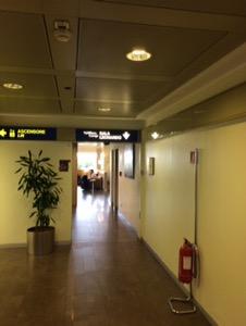 ミラノ・リナーテ空港の楽天プレミアムカード付帯のプライオリティパスで入れるラウンジ