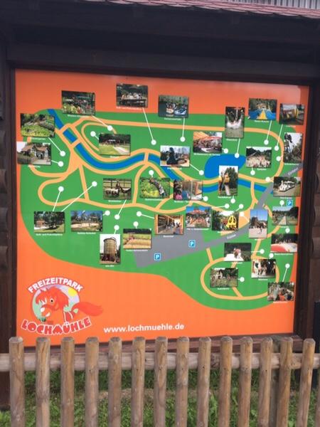子供にとっては天国!小学生低学年くらいまでのお子さんにおすすめ!1日まるまる遊べるとっても楽しいFreizeitpark Lochmühle