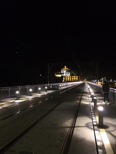 ポルトの絶景早朝ラン@ドンルイス一世橋